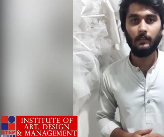 M Salman – Message on Digital Dexpo Exhibition 2020
