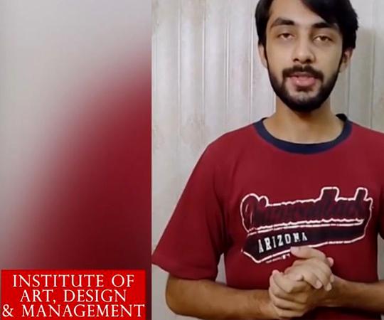 Taimur Hassan – Message on Digital Dexpo Exhibition 2020