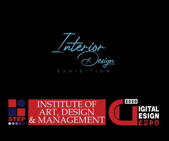 Interior Design Online Digital Exhibition Overview by Miss Samia Shamshad