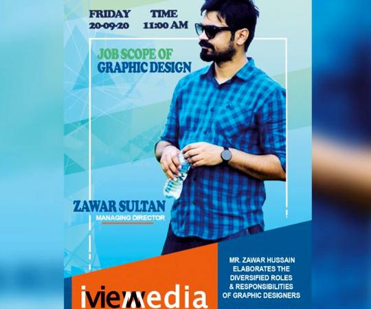 Interview – 5 Interesting Questions with Zawar Sultan (Graphic Designer)